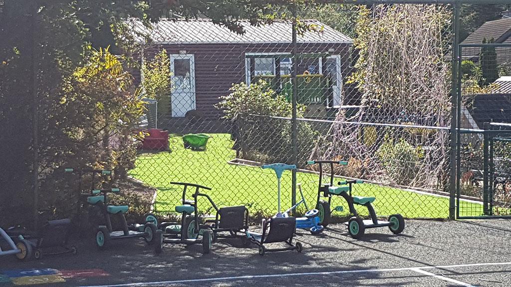 Outdoors- Garden